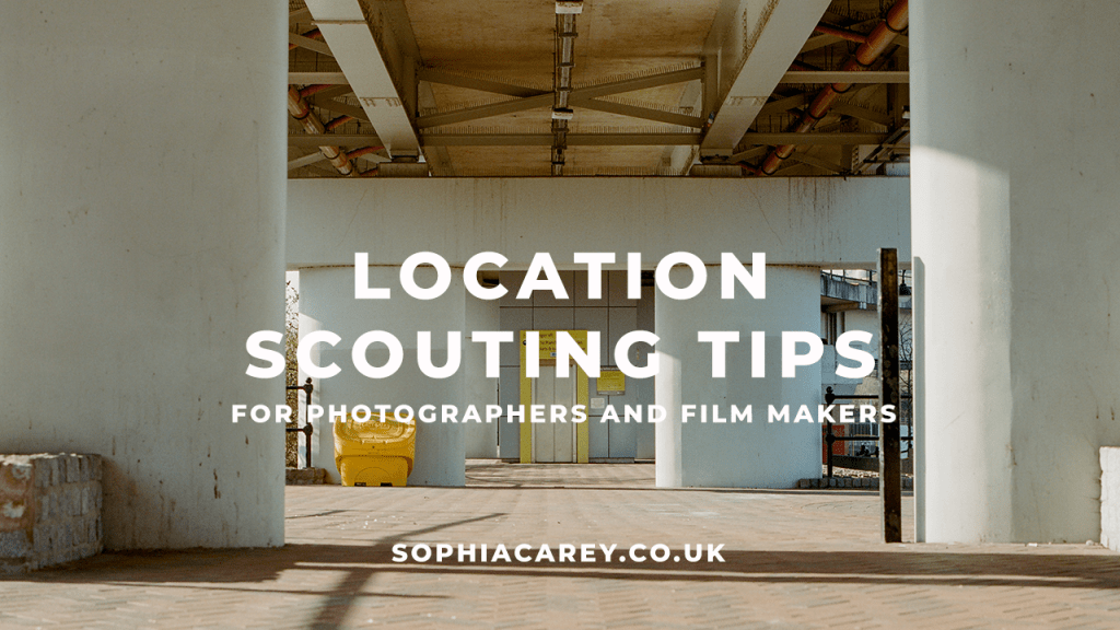 Location Scouting Tips for Photographers