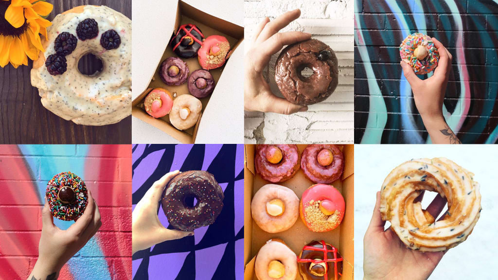 Pandemic Donuts: Every Cloud has a Sprinkled Lining