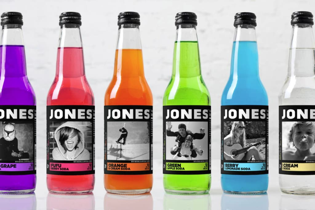 Jones Soda Review