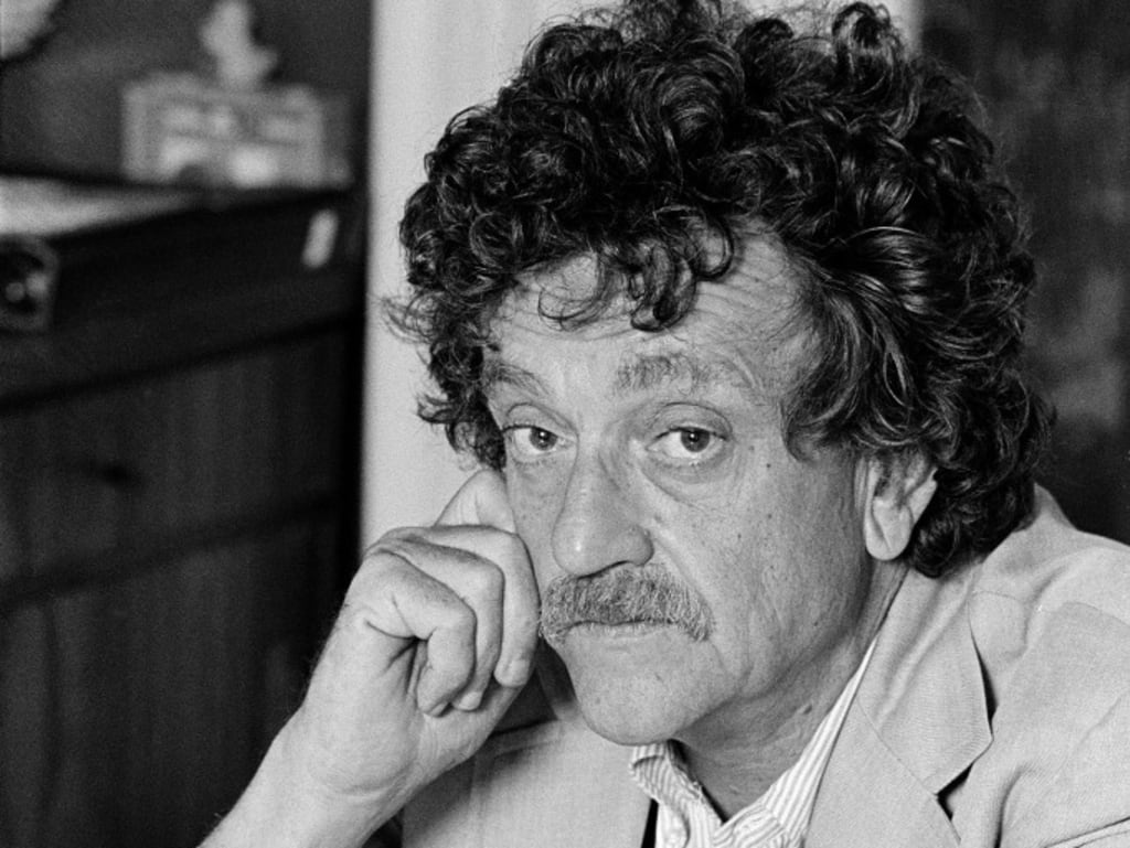 Four Lessons from Kurt Vonnegut
