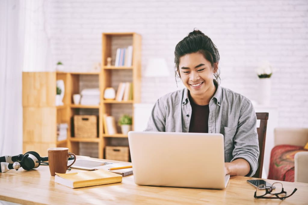 Work from Home As a Digital Nomad | 6 Ways to Stay Productive