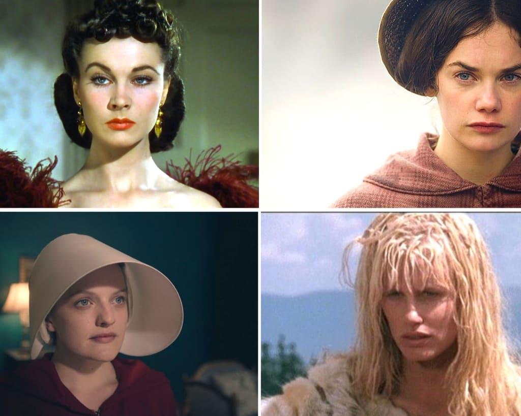 Inspirational Women in Fiction