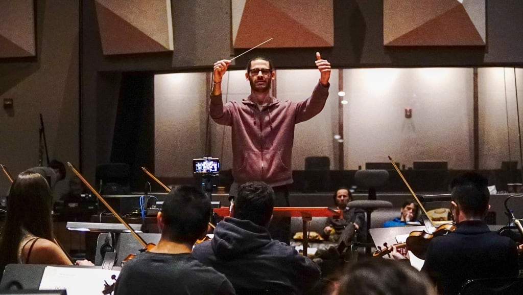 'The orchestra will never die': Why one composer says we need live music now more than ever