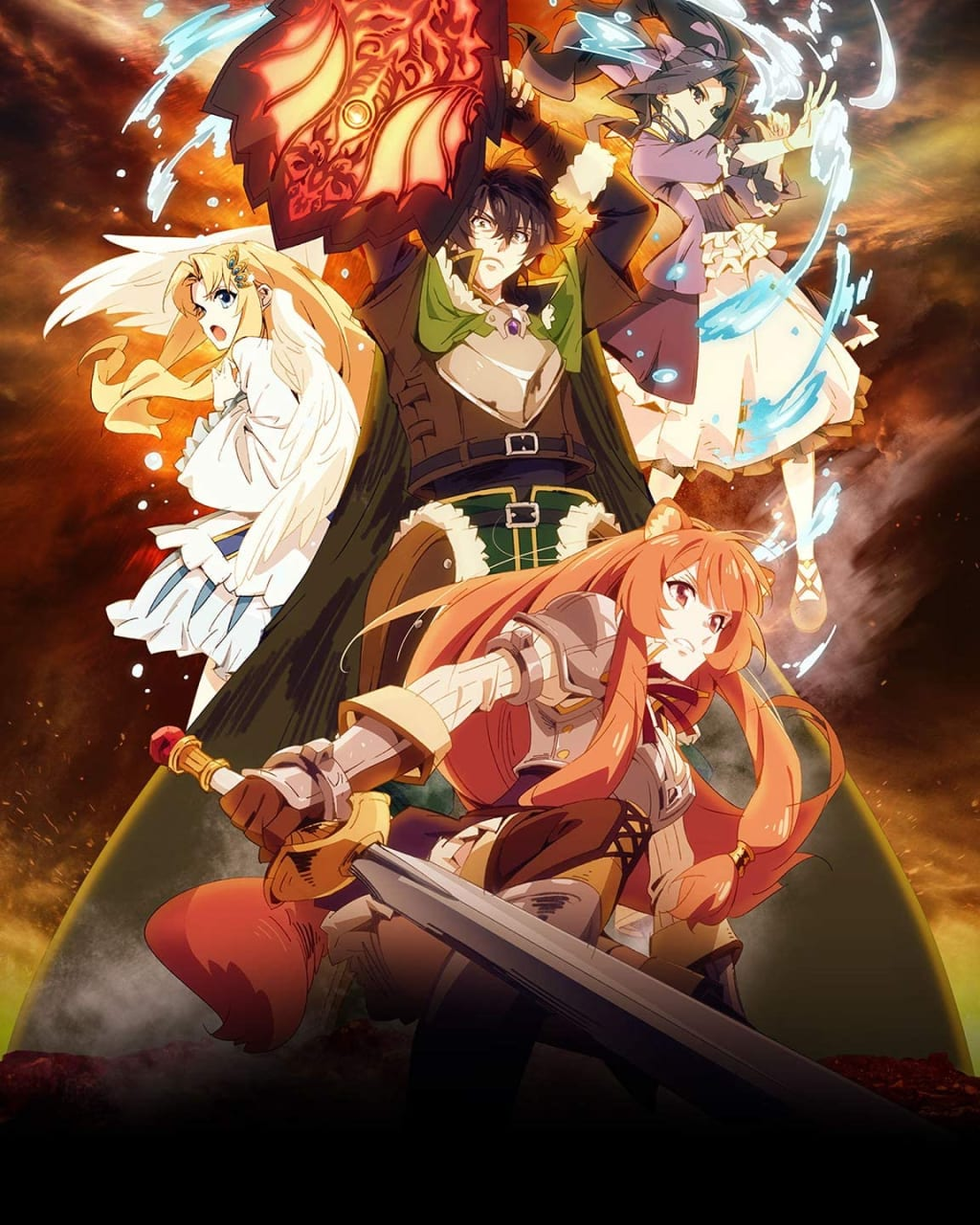 Anime to Watch: The Rising of the Shield Hero