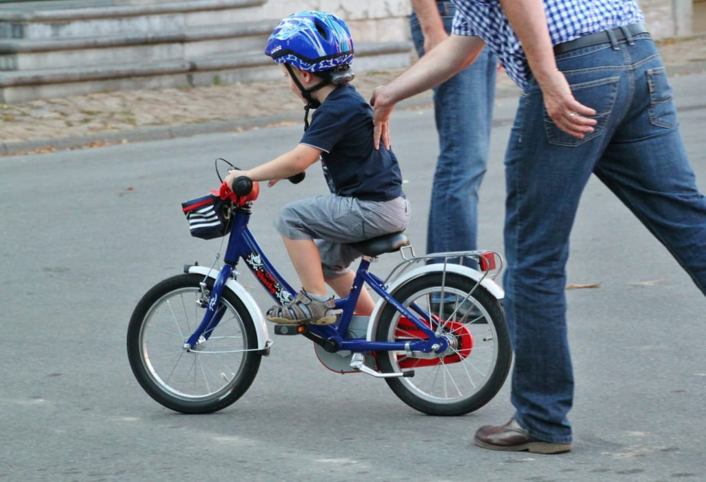 7 Tips to Teach your Child to Ride a Bike