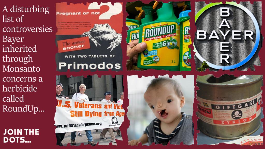 'Covid' Ops: The Bayer-Monsanto dichotomy