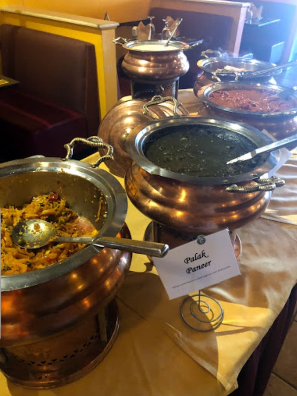 2 Good Indian Buffets in South Jersey