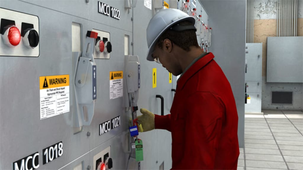 Lockout Tagout - A Brief Overview for Business Owners