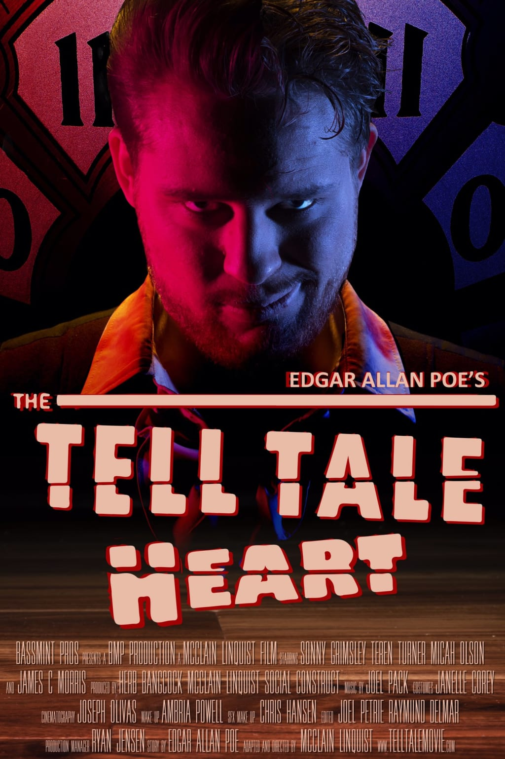 Reed Alexander's Horror Review of 'The Tell Tale Heart' (2020), a host film.
