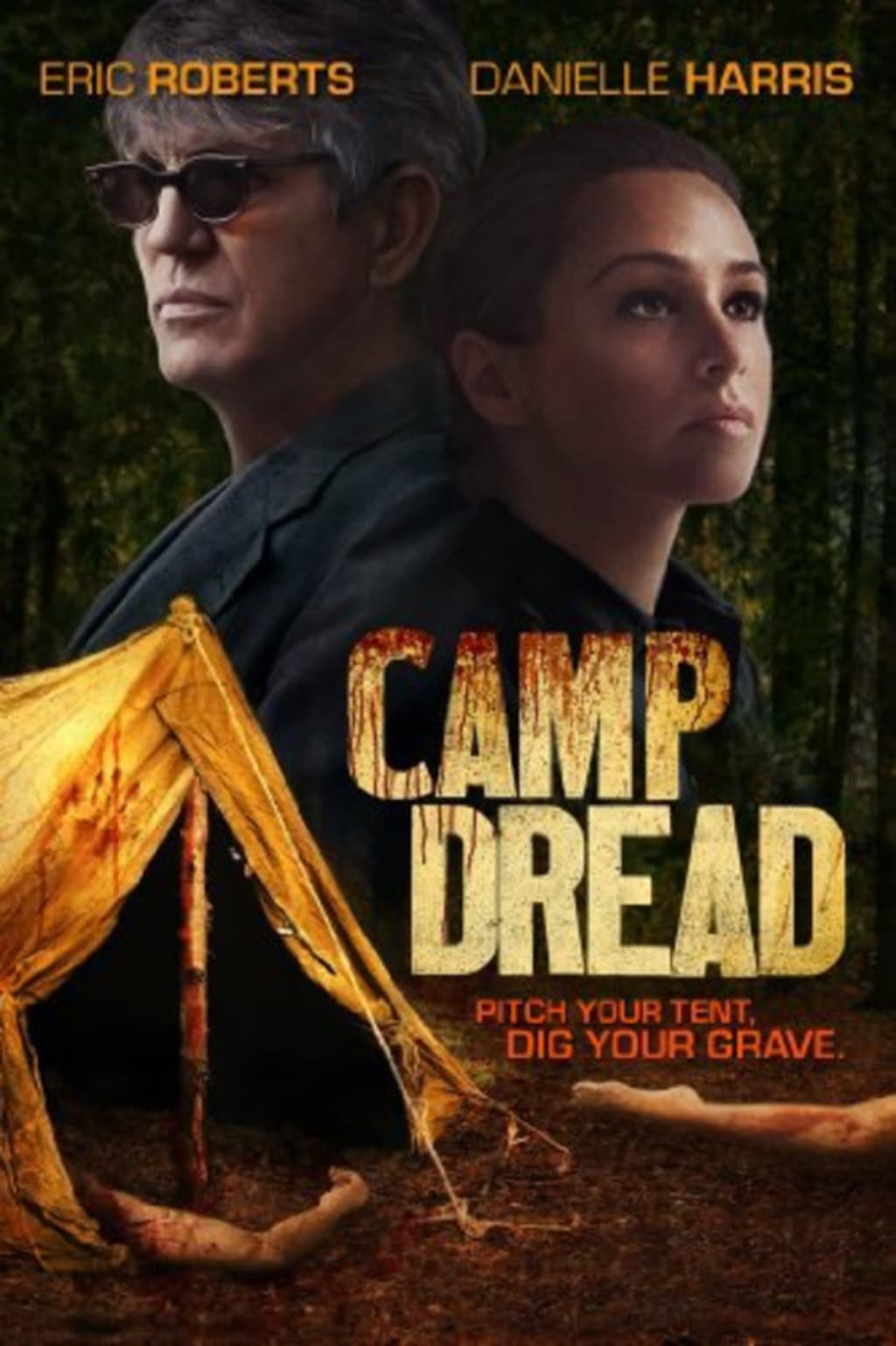 Reed Alexander's Horror Review of 'Camp Dread' (2014)