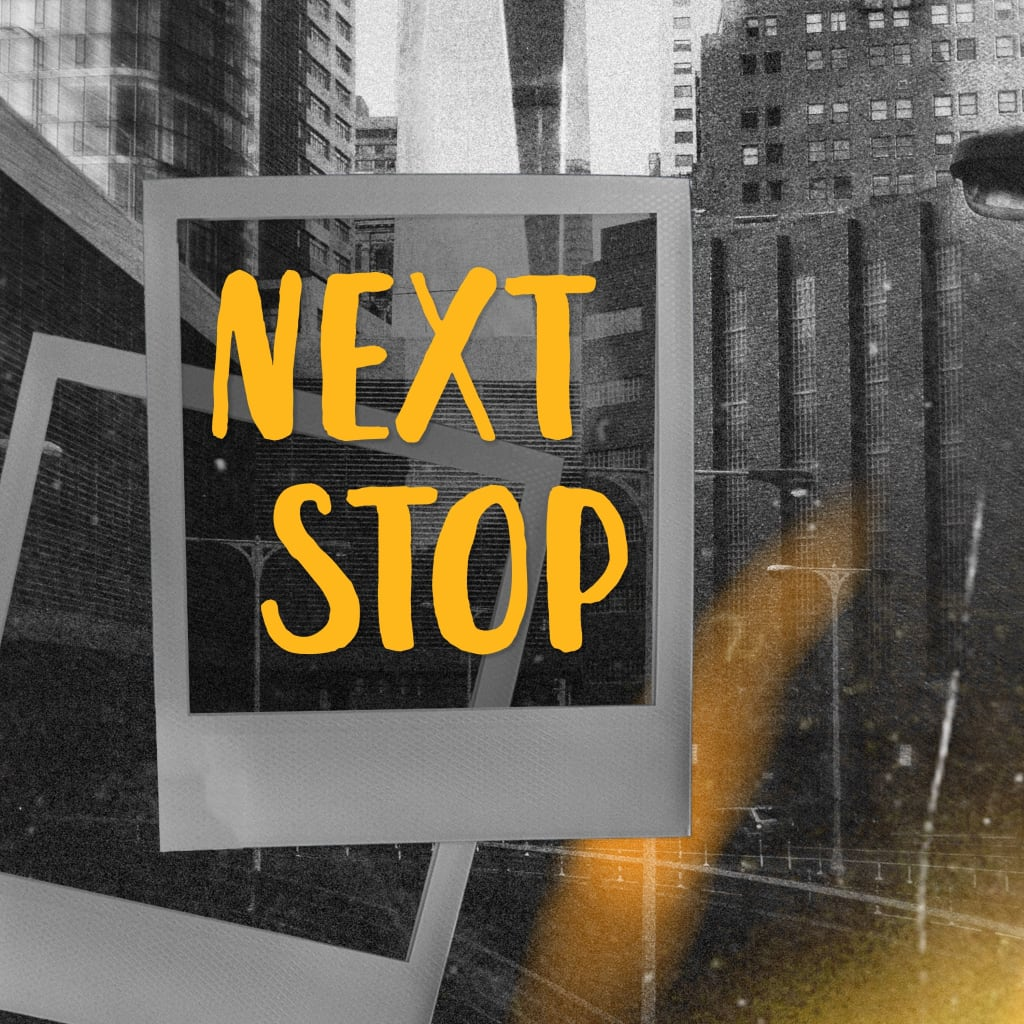 Young Queens, NYC Actor Amir Royale Appears  in New Episode of The 'NEXT STOP' Podcast