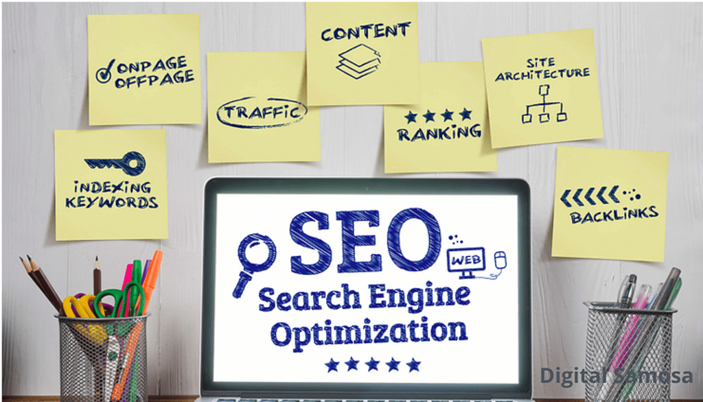 What is SEO & Different types of SEO?
