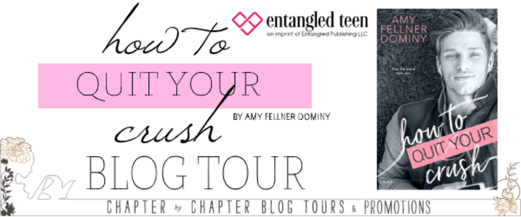 """How to Quit Your Crush"" Interview with Author Amy Fellner Dominy"