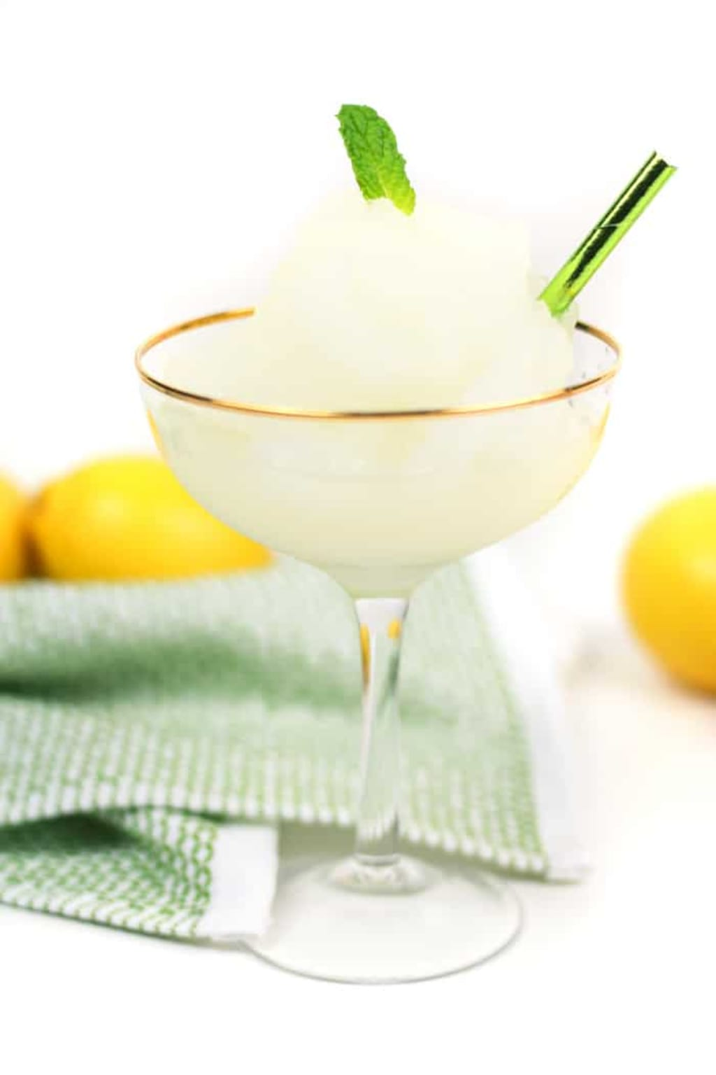 New Skinny Frozen Limon | Recipe