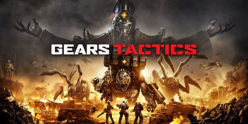 Gears Tactics Game Review