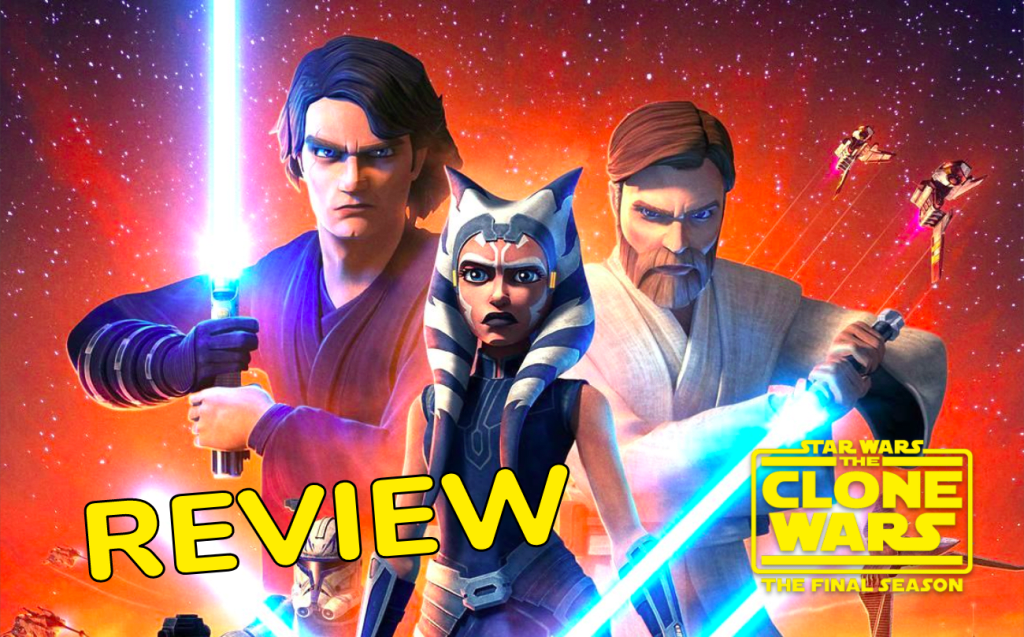 'Star Wars: The Clone Wars': Season 7 Review