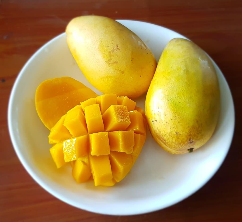 Gon' Ho Fo' Mangoes