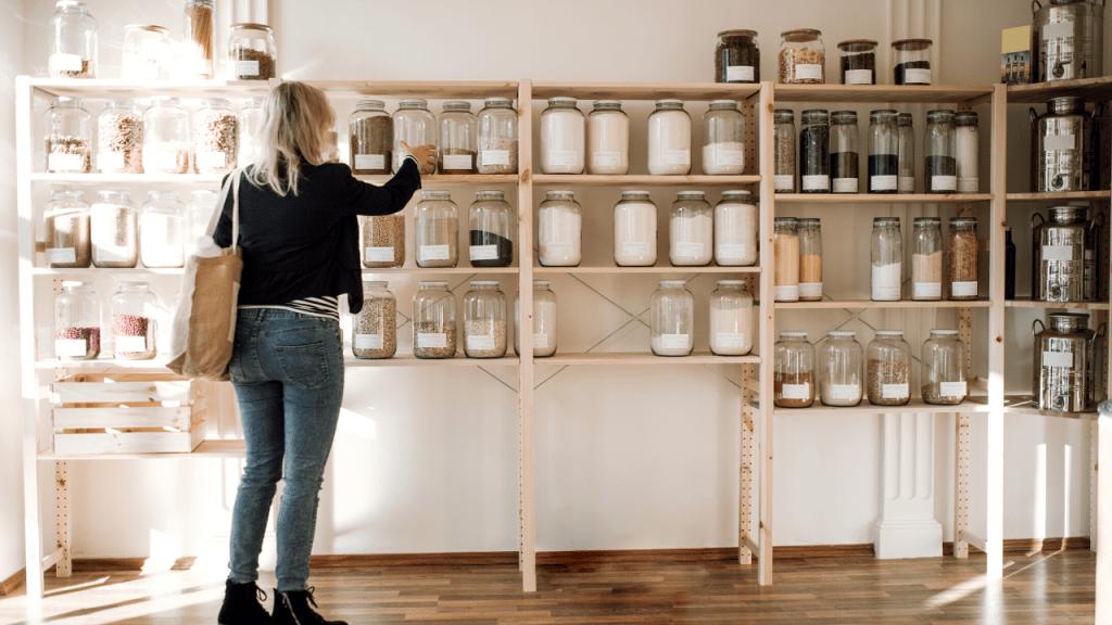Five Ways to Go Zero Waste