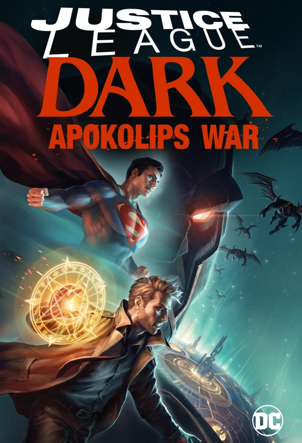 'Justice League Dark: Apokolips War' - The Endgame for the DCAMU