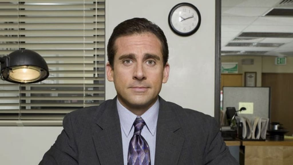Which character are you from The Office during quarantine?