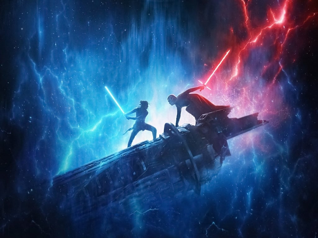 Why Star Wars the Rise of Skywalker Failed Us