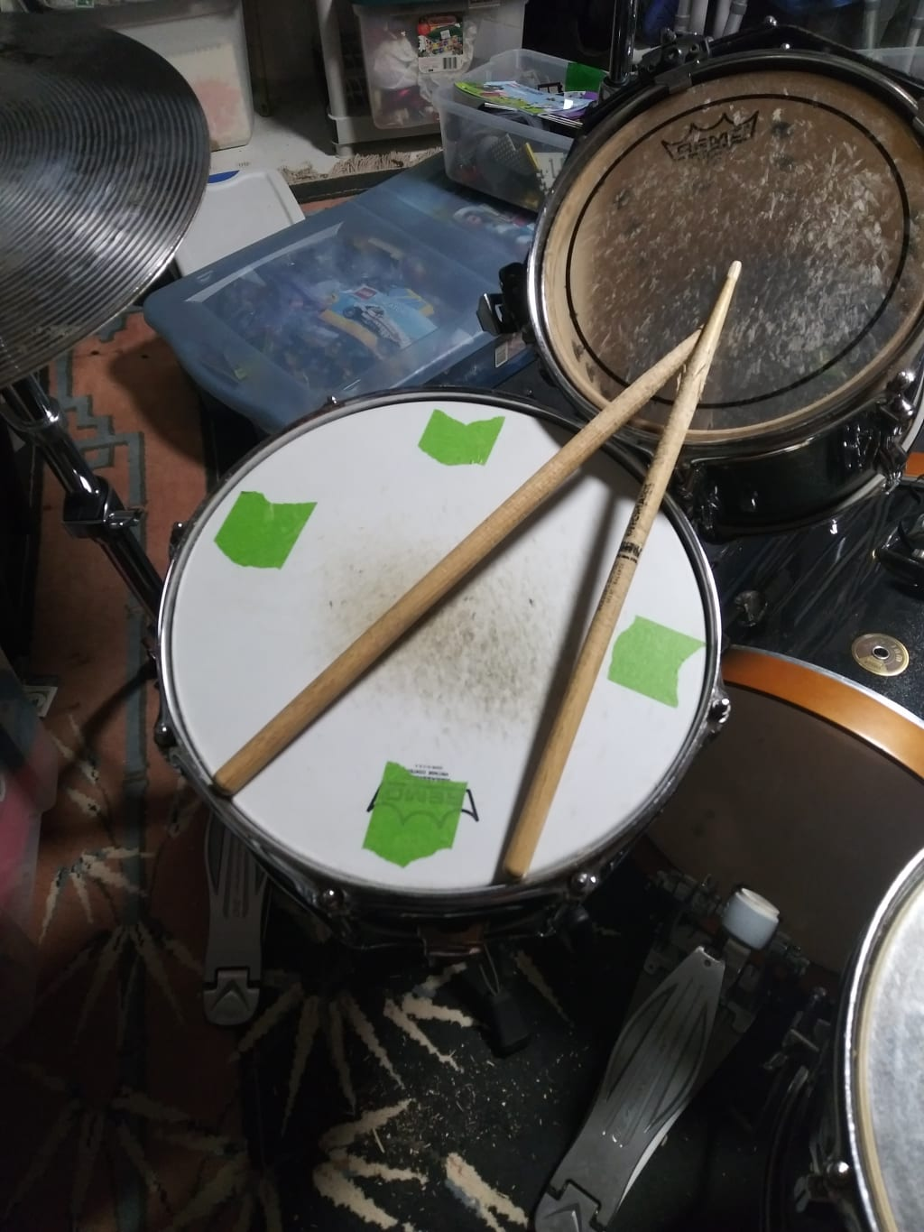 """5 Lessons We Can All Learn From """"Bad"""" Drummers"""
