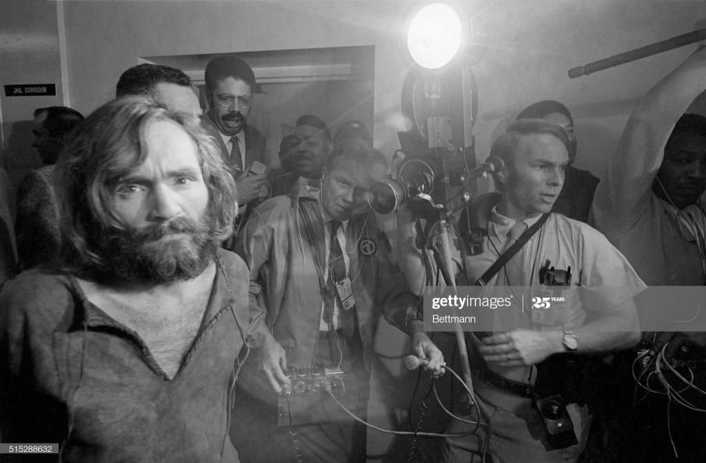 Do You Believe Charles Manson should have spent the rest of his life behind bars?