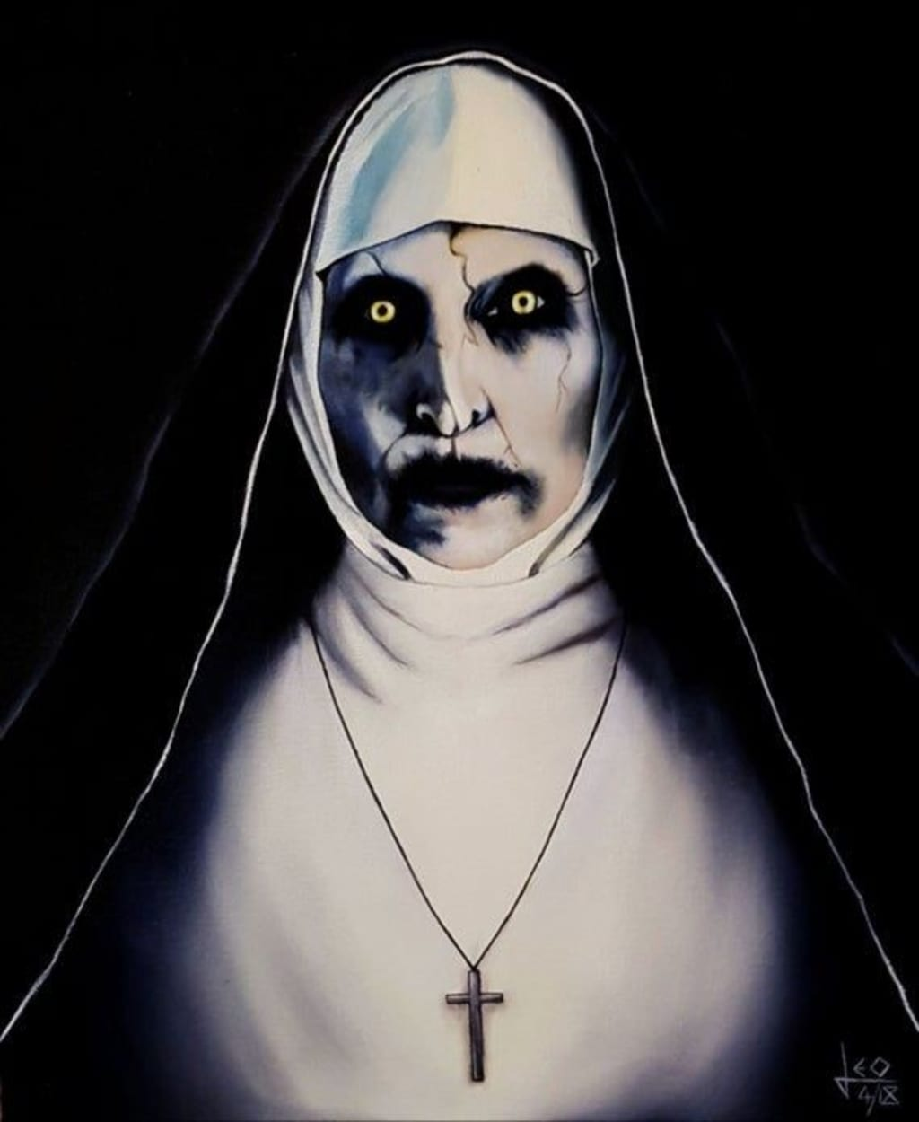 The Nun Conjuring And Annabelle Movie Timeline