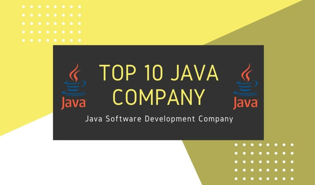 Top Java Software Development Companies in USA For 2020