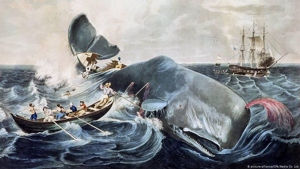 """""""Moby-Dick"""" by Herman Melville"""