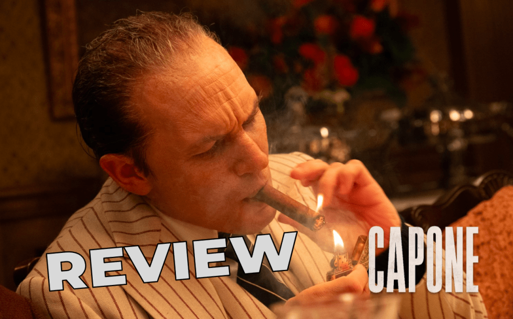'Capone' Review—A Bloated Nightmare