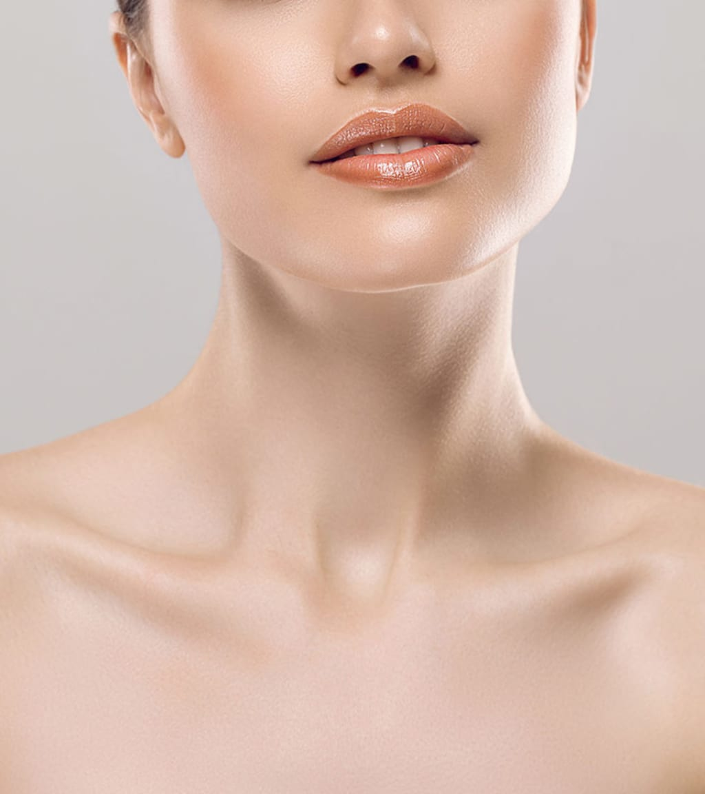 Female Neck Liposuction for a Naturally Beautiful Neck and Jawline