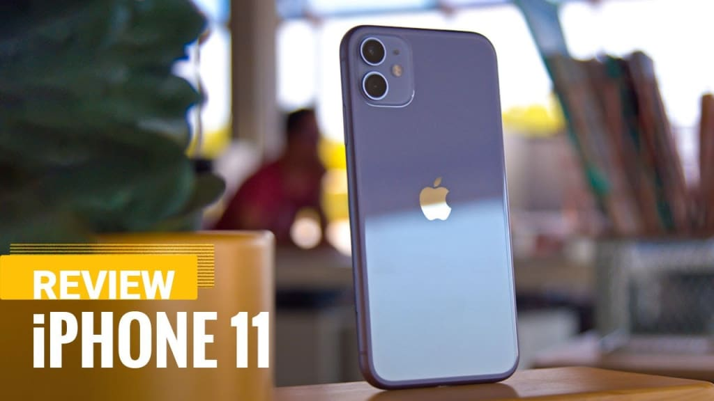 Apple iPhone 11, the best phone in market!