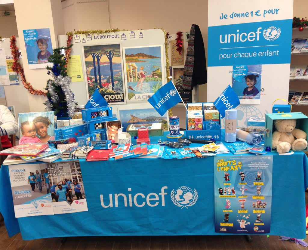 My experience: Volunteering for UNICEF