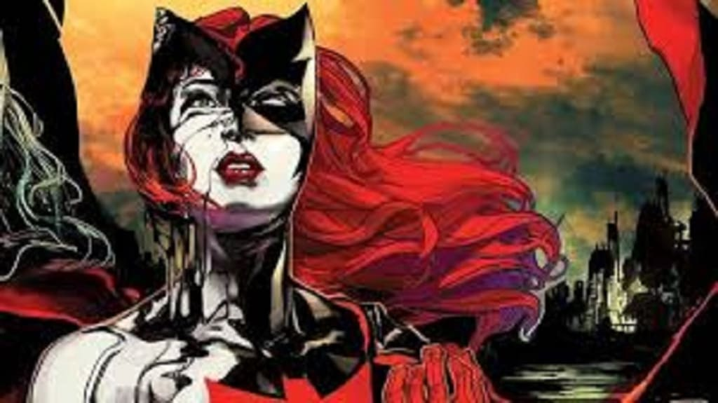 Batwoman: Rethinking Her Origin Going Forward