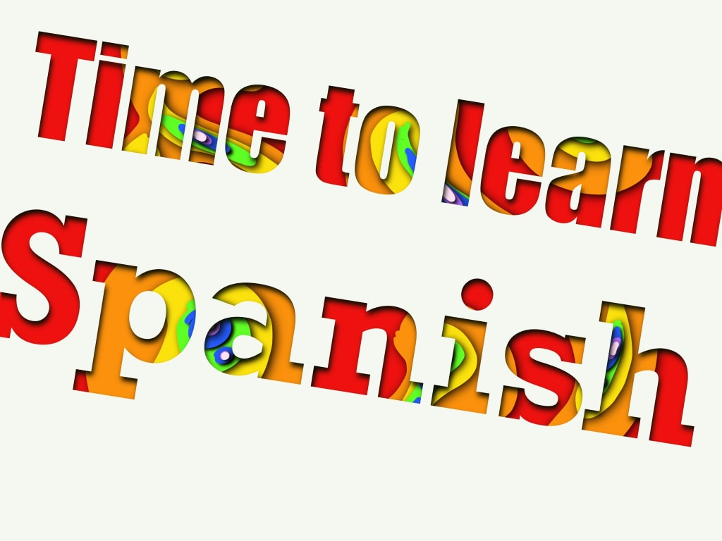 Time to Learn Spanish... Prelude!