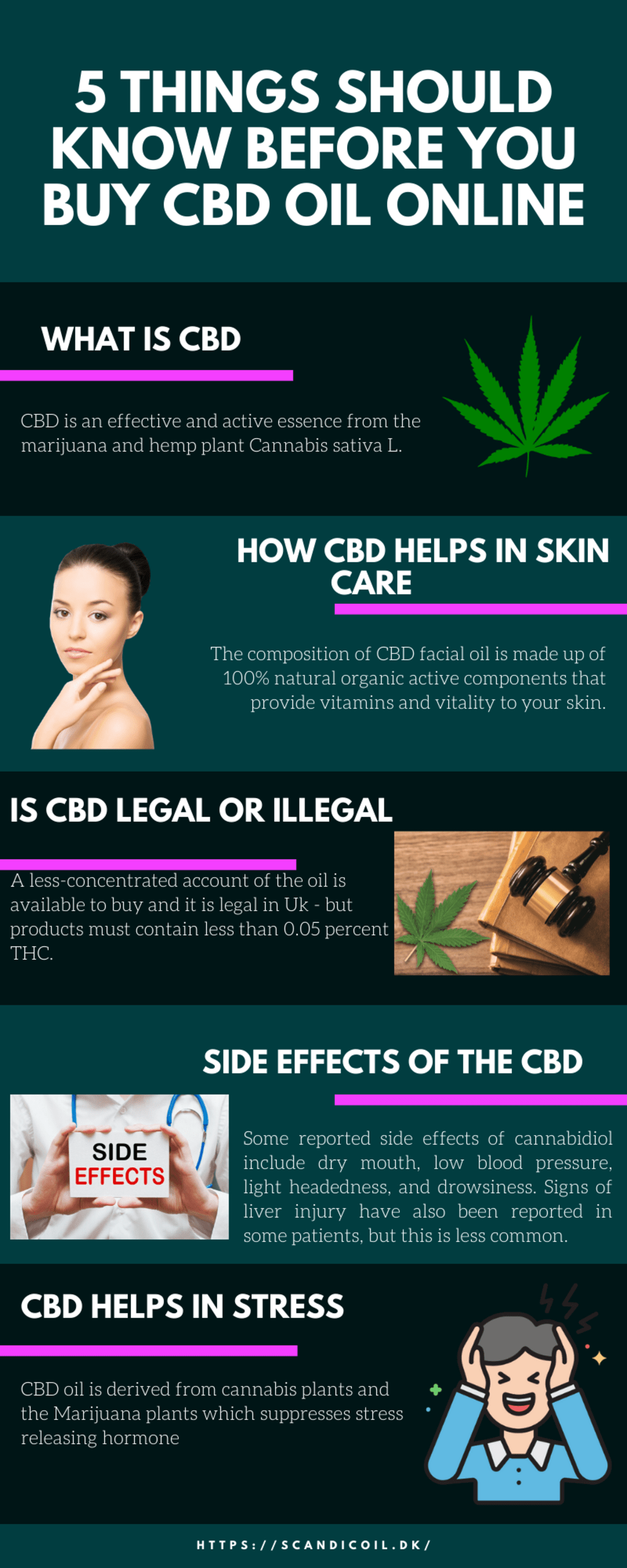 5 Things Should Know Before You Buy CBD Oil Online