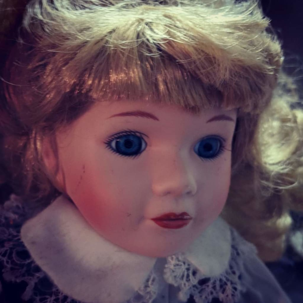 The Doll That Tried To Possess Me