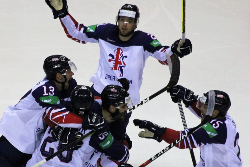 Britain's 'Miracle on Ice'