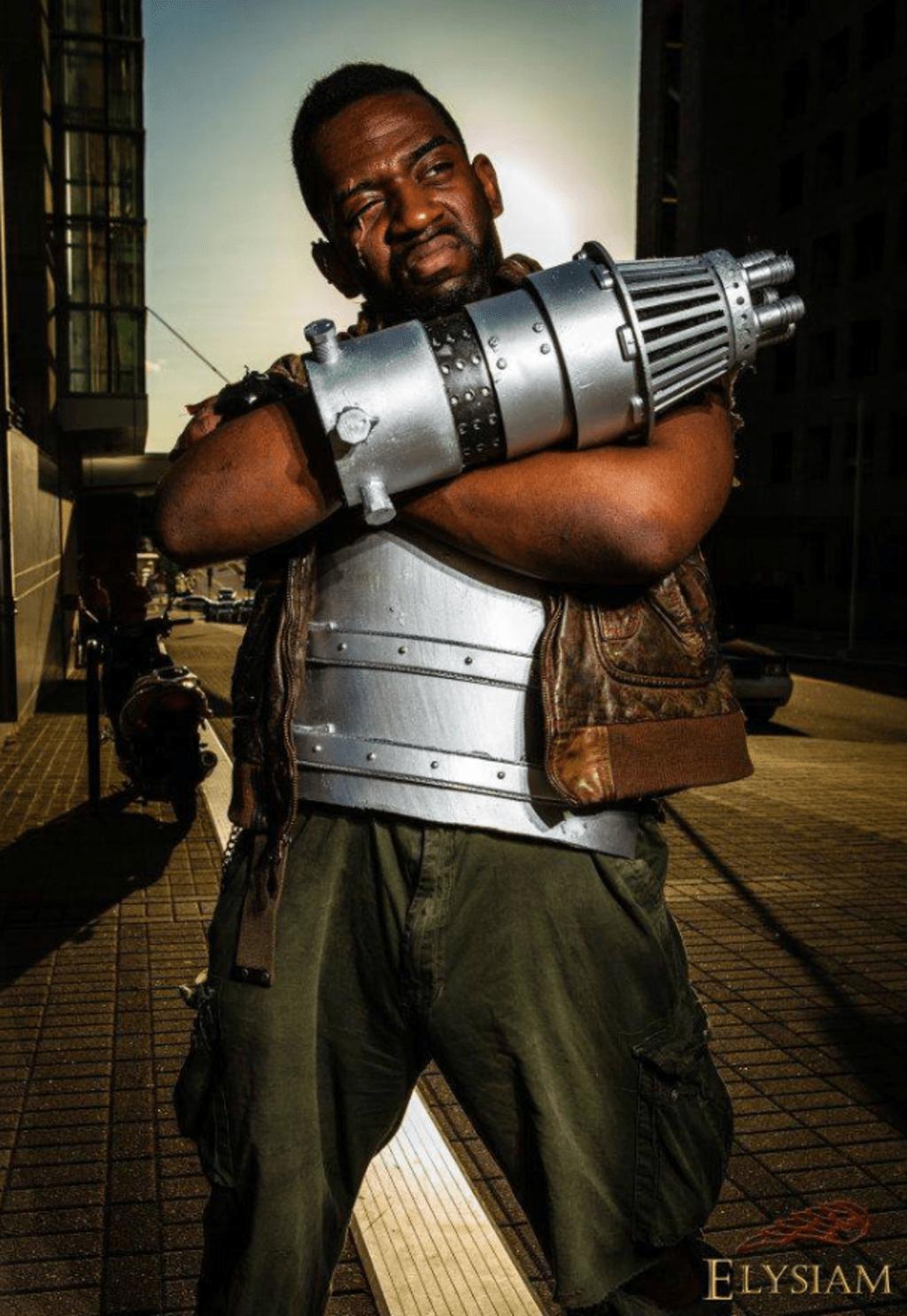 Cosplayer Spotlight: Terrence Henderson