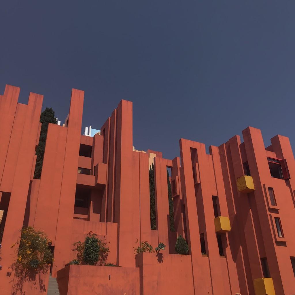 Postmodern utopian dream of Costa Blanca