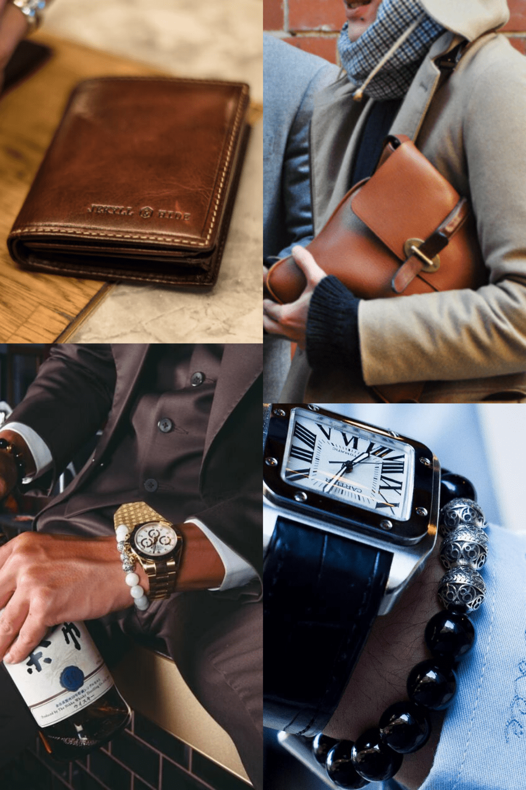 My Personal Top 10 Unique Accessories Every Man Must Have