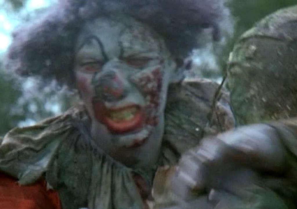 10 Memorable Clown Moments in Movies and TV (1932-1989)
