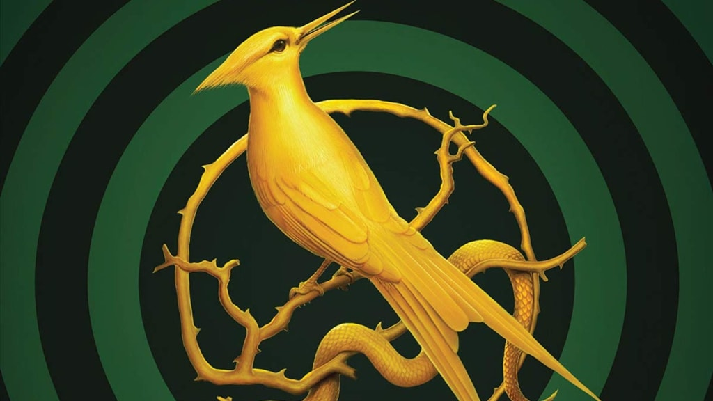 Salutes and Eastereggs in The Ballad of Songbirds and Snakes