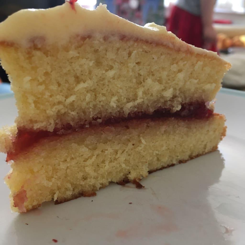 Recipe Swap: Victoria Sponge