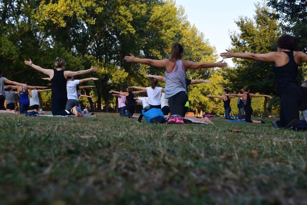 Adding Yoga to Your Wellness Routine
