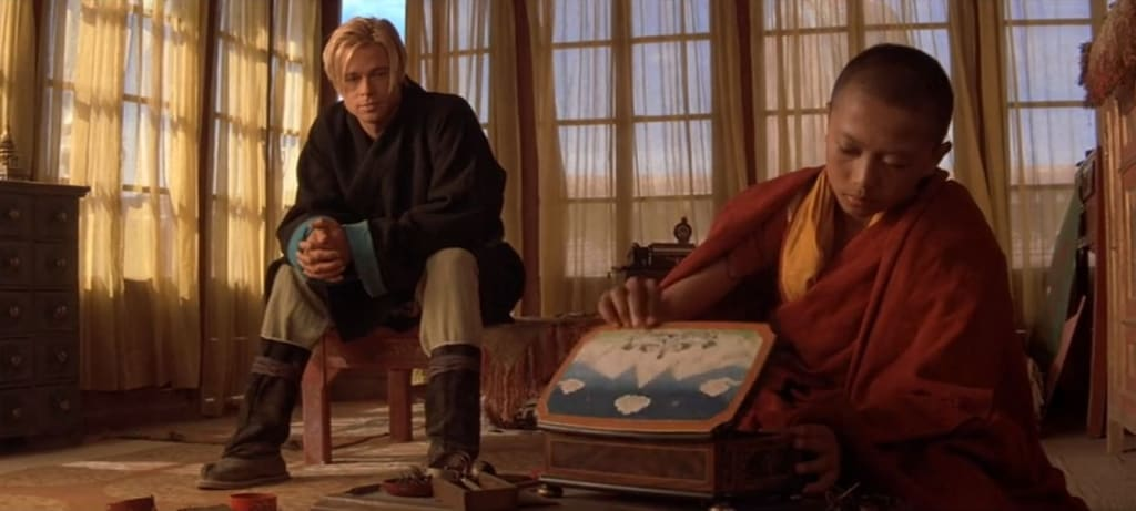 """My Review of """"Seven Years in Tibet"""""""