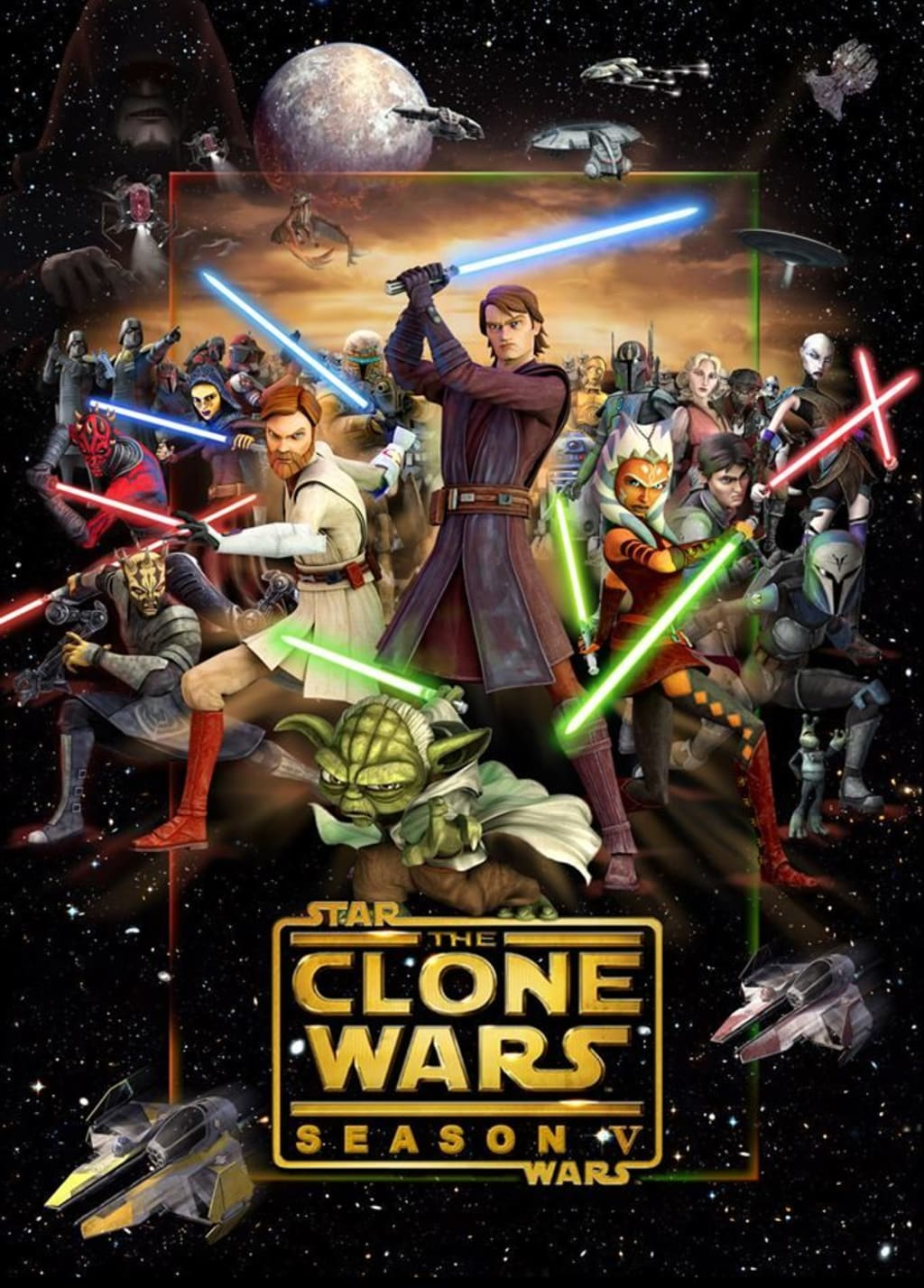 "Watching ""Star Wars: The Clone Wars"" as an adult"