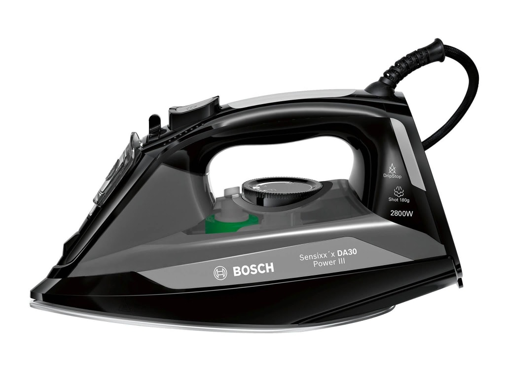 6 Steps to Choose The Best Iron For Your Needs