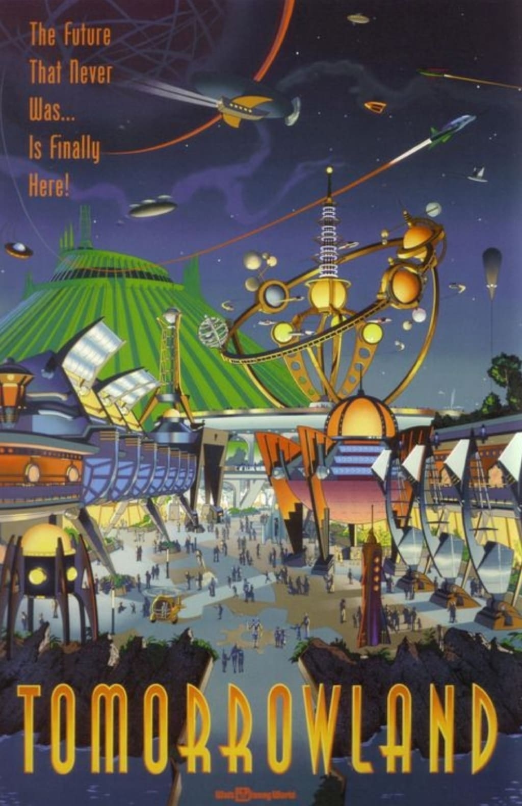The Tomorrowland Problem: Part 2